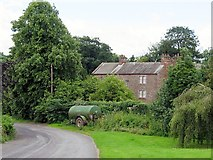 NY5636 : Salkeld Hall, Little Salkeld by Andrew Curtis