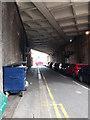 TQ3180 : Alaska Street, near Waterloo Station, London by Robin Stott