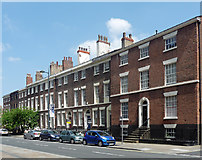 SJ3589 : 33-47 Hope Street, Liverpool by Stephen Richards