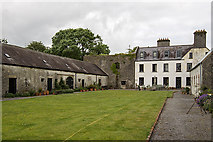 N5633 : Castles of Leinster: Ballybrittan, Co. Offaly (2) by Mike Searle