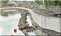 J3674 : Connswater works, Belfast - July 2016(3) by Albert Bridge