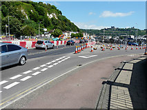 TR3140 : Reconstruction of the Prince of Wales roundabout by John Baker