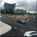 SP3378 : Warwick Road after remodelling of Ring Road junction 6, Coventry by Robin Stott