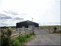 NZ1642 : Hedleyhill Lane Farm by Robert Graham