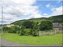 J0717 : Carrickdale Hotel from the Church Hill junction by Eric Jones