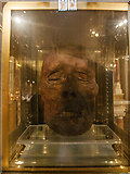 O0875 : St Peter's RC Church, Drogheda: preserved head of St Oliver Plunkett by Mike Searle