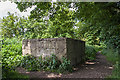 O0375 : Defending neutral Ireland in WWII: Boyne defences - Battle of the Boyne site pillbox (2) by Mike Searle