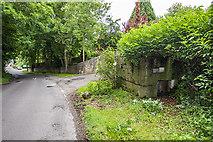 N9171 : Defending neutral Ireland in WWII: Boyne defences - Broadboyne Bridge pillbox (1) by Mike Searle