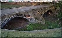 SK5838 : Old Trent Bridge by D M Wilmot