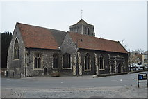 TR1458 : Church of The Holy Cross by N Chadwick