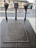 S7127 : Monument to J,F, Kennedy's address 27th June 1963 by Jonathan Thacker