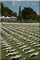 SX9193 : 19240 Shrouds of the Somme, Exeter by Derek Harper