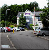ST5393 : Imagination House, Chepstow by Jaggery