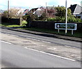 SM9310 : A4076 directions signs, Johnston by Jaggery