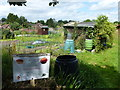 SU1660 : Best kept allotment competition - Pewsey by Richard Humphrey