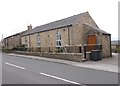 SE2415 : The Old Chapel - Barnsley Road by Betty Longbottom