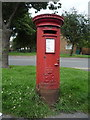 SK5534 : Elizabeth II postbox on Green Lane, Clifton by JThomas