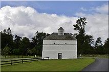NJ1736 : Ballindalloch Castle: The Dovecote by Michael Garlick
