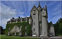 NJ1736 : Ballindalloch Castle and Gardens by Michael Garlick