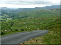 NY2201 : On Hardknott Pass by Graham Hogg