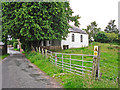NY5056 : Former Wesleyan Methodist chapel at Fenton by Rose and Trev Clough