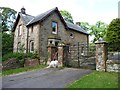 NY6819 : Lodge and gates, Appleby Castle by Christine Johnstone