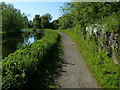 NT1271 : Towpath along the Union Canal by Mat Fascione