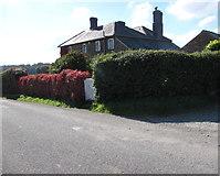 SO6031 : Maythorn Farmhouse, Brockhampton by Jaggery