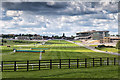 SO9625 : Cheltenham Racecourse by David P Howard