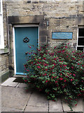 SK4378 : Doorway, Renishaw Hall by Andy Stephenson