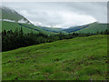 NN2840 : View from the West Highland Way by John Allan