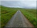 NN2844 : West Highland Way on Rannoch Moor by John Allan