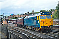 SO7192 : 50035 Ark Royal prepares to depart Bridgnorth by Philip Pankhurst
