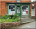 SK9393 : Willoughton Post Office by Neil Theasby