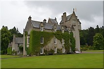 NJ1736 : Ballindalloch Castle, Banffshire, Scotland by Andrew Tryon