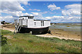 SZ6999 : Houseboat, The Kench by Alan Hunt