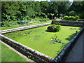 TL5238 : Pond near the walled garden, Audley End House by Richard Humphrey