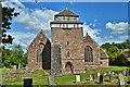 SO4520 : St Bridget's, Skenfrith by Philip Pankhurst
