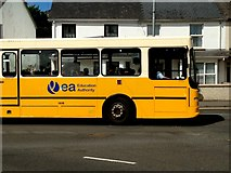 H4573 : EA bus, Omagh by Kenneth  Allen