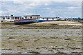 SU6900 : The Kench, Hayling Island by Alan Hunt
