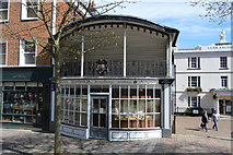 TQ5838 : Musick Gallery, The Pantiles by N Chadwick