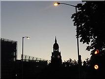 TQ3265 : Croydon Clock Tower by David Howard