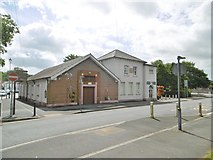 ST3390 : Caerleon Town Hall by Mike Faherty