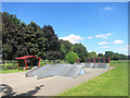 SU3367 : Bike Jumps by Des Blenkinsopp