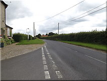 TL9777 : B1111 Hopton Road, Market Weston by Adrian Cable