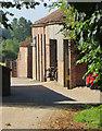SE9955 : Farm buildings at Eastburn by Paul Harrop