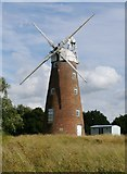 TM1678 : Billingford Windmill by James T M Towill