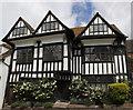 TQ9120 : Hartshorn House, 31 Mermaid Street, Rye by Jo Turner