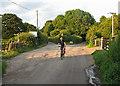 SK4843 : Cycling from Babbington by John Sutton