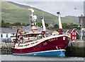 Q4400 : The 'Fiona K II' at Dingle by Rossographer